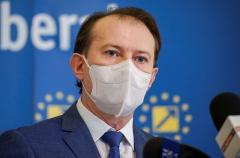 VIDEO Premierul Florin Cîțu susține o videoconferință cu prefecții pe tema inundațiilor