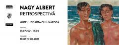 Invitaţie la expoziţie: Albert Nagy