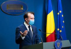 Florin Cîțu spune că investițiile publice au crescut cu 32,4% în primele șase luni din 2021