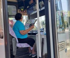 Talpa iadului în tramvaiele din București