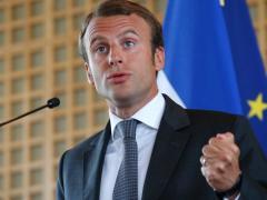 presedintele macron spune ca fortele franceze au ucis un lider al stat islamic in sahara 18760064