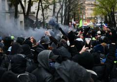 proteste de amploare in slovenia impotriva obligativitatii pasaportului sanitar 18760045