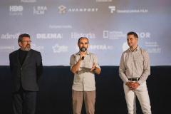 """ROMÂNIA SĂLBATICĂ - de azi în cinematografele din toată țara!  Peste 1500 de oameni au participat la Premiera de Gală de la Amfiteatrul """"Mihai Eminescu"""""""