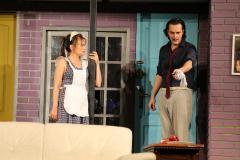 Liniște în culise!, o comedie spumoasă,  în premieră, la Teatrul Nottara