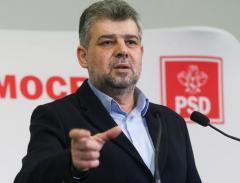 Ciolacu: PSD a trimis premierului desemnat 10 priorități
