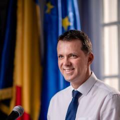 Ionuț Moșteanu: USR nu va vota un Guvern minoritar