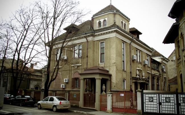 Traian Băsescu house in