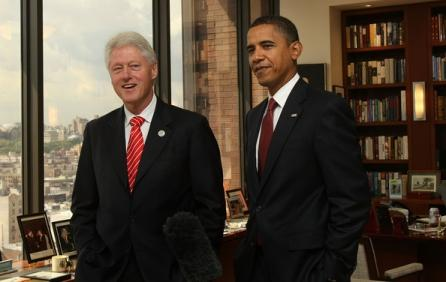 Bill Clinton despre Obama: