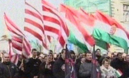 O organizaţie maghiară aniversează 70 de ani de la intrarea trupelor hortyste în Miercurea Ciuc