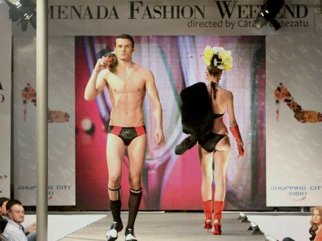 Promenada Fashion Weekend, la Sibiu