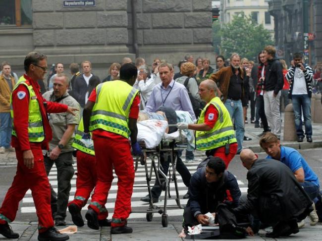 Bomba în Oslo: a fost reținut un cetățean rus