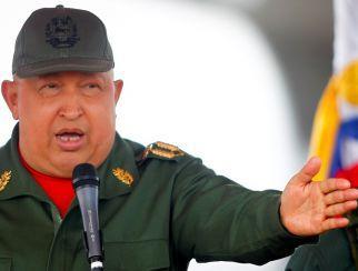 Hugo Chavez a declarat că ar putea exista o tehnologie americană de ...