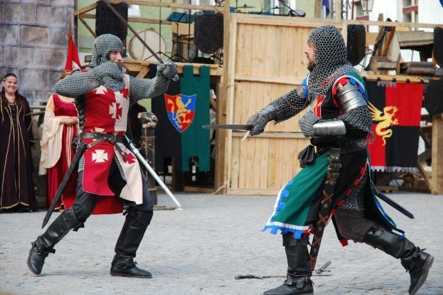 Zece zile medievale la Sighişoara. Cel mai amplu festival din ultimii 20 de ani se desfăşoară sub înaltul patronaj al Principesei Margareta