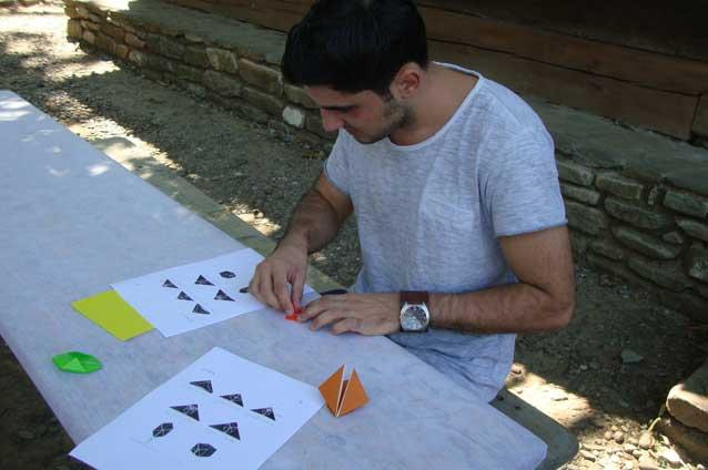 Origami, arta care nu cere talent special