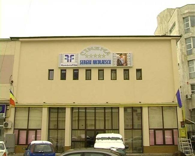 Cinema Sergiu Nicolaescu, inaugurat la Târgu-Jiu