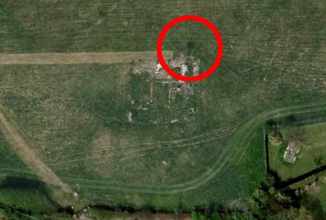 FANTOMĂ capturată de Google Earth într-un oraş demolat în 1946. Nu crezi în poveşti? Verifică şi te vei convinge (VIDEO)