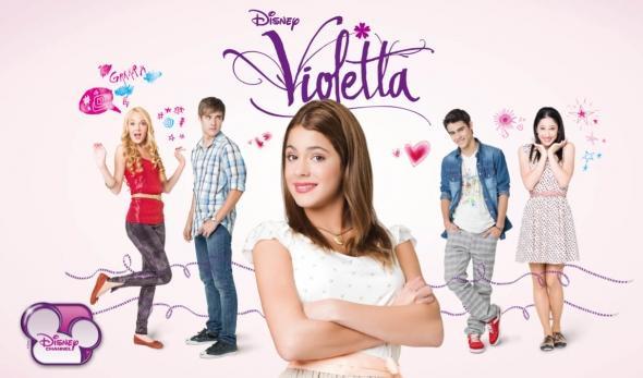 "Un nou serial Disney: Violetta"""