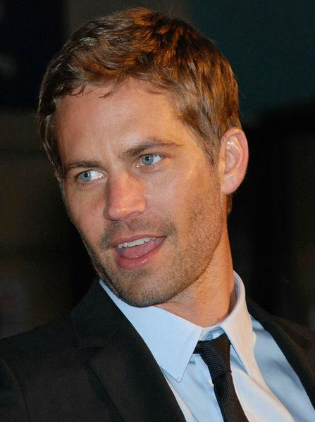 "A MURIT actorul Paul Walker, vedeta din seria ""The Fast and The Furious"""