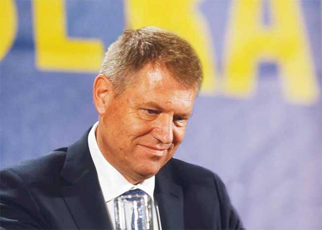 Klaus Werner Iohannis – MAPA PROFESIONALĂ