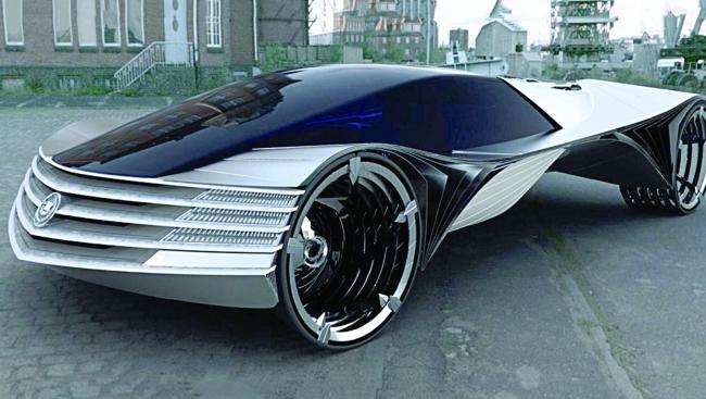 Maşina viitorului