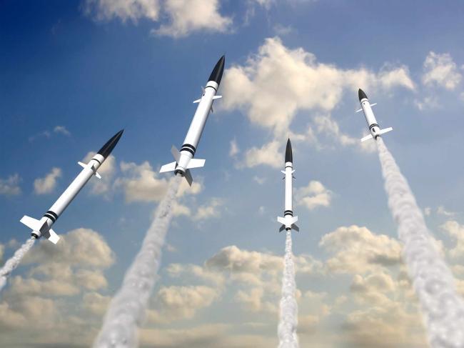Alertă. Coreea de Nord a lansat trei rachete balistice
