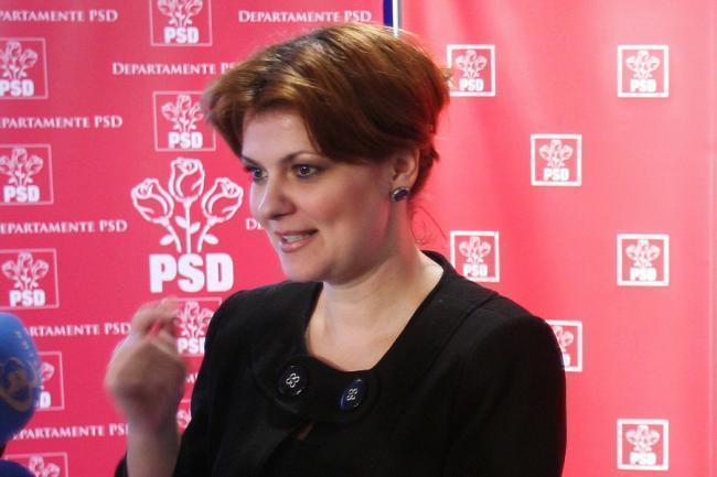 Lia Olguţa Vasilescu scapă definitv de controlul judiciar!