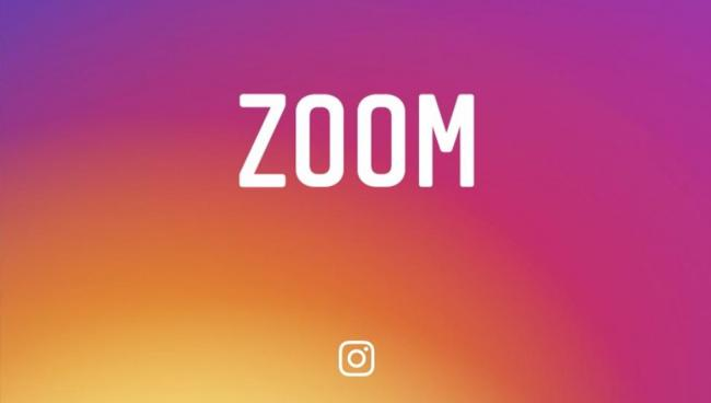 Instagram are disponibilă funcţia de zoom