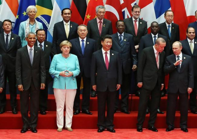 Negocierile tête-à-tête rup G20