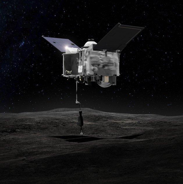 Sonda americană Osiris-REx a fost lansată spre asteroidul Bennu pentru a fi prelevate probe