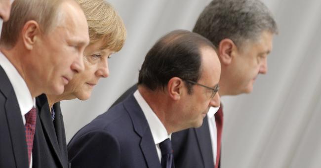 Întalnire Hollande-Merkel, JOI, LA PARIS