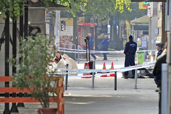 Budapesta - 10 milioane de forinţi recompensă pentru informaţii despre suspectul care a detonat o bombă