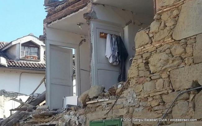 Italia, zguduita de un nou cutremur major!