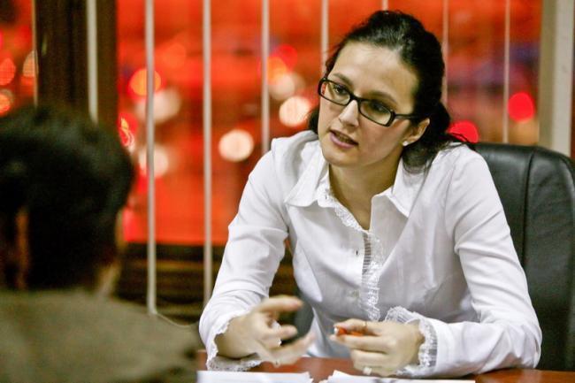 Alina Bica, suspendată de Consiliul Baroului Dolj