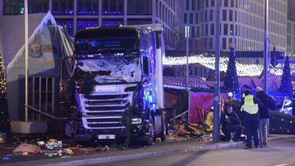 Atac terorist la Berlin - Pakistanezul suspectat, eliberat din lipsă de probe