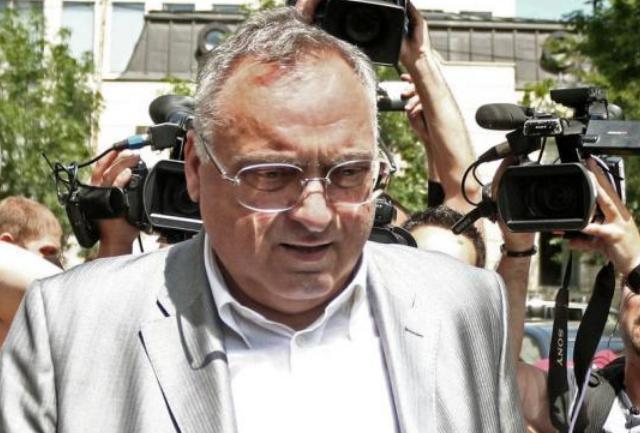 Omul de afaceri Dan Adamescu, în stare gravă la spital