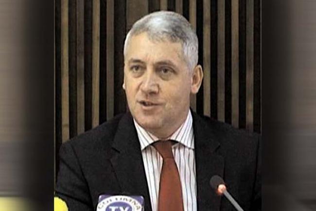 Adrian Ţuţuianu (PSD), președintele comisiei parlamentare SRI