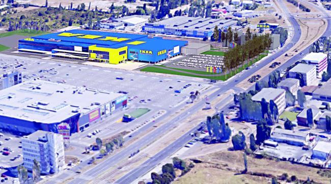 Ikea va deschide al doilea magazin. Investiţie de 80 milioane de euro