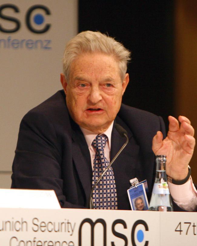 George Soros, previziuni sumbre pentru 2017