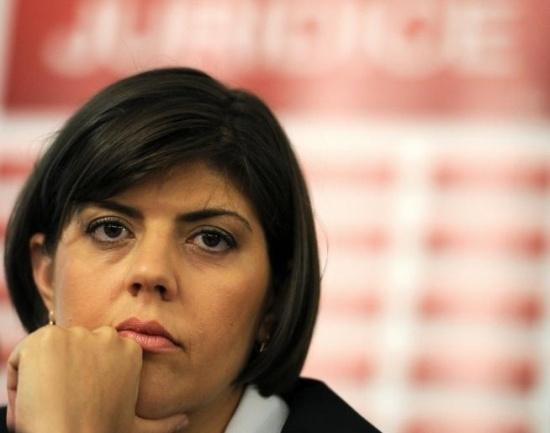 Ţuţuianu: Doamna Kovesi a fost prezentă la activităţi SRI în principal cu caracter public