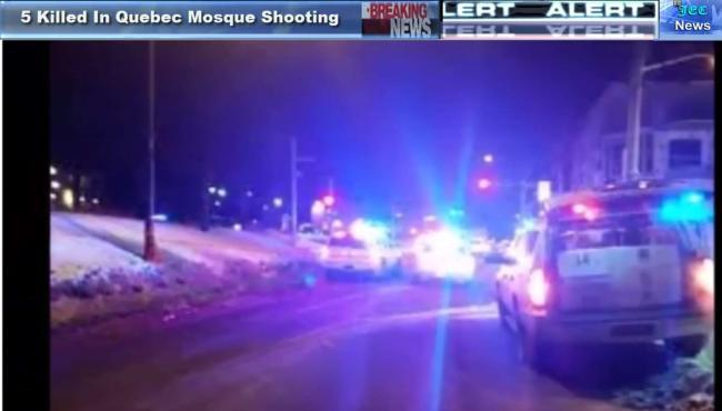 Canada: Atac armat la Centrul cultural islamic din Quebec, cinci morți