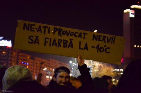 Ce a scris presa internațională despre protestele de miercuri seară