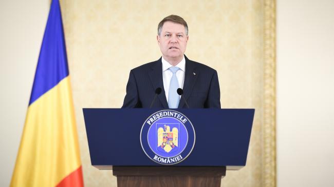 Klaus Iohannis participă reuniunea informală a Consiliului European