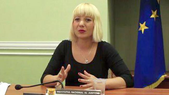 ALERTĂ - Camelia Bogdan, exclusă din magistratură