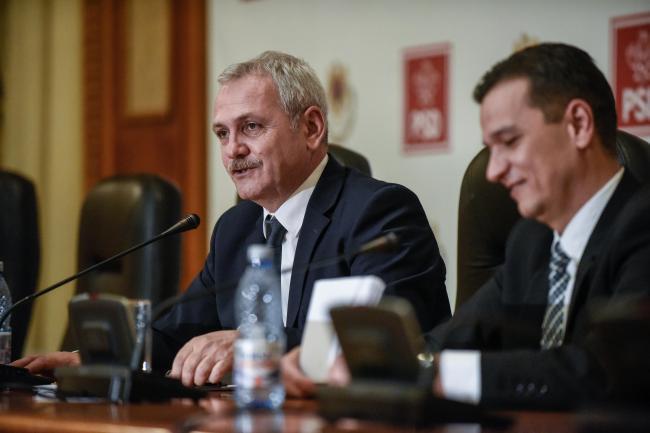 Grindeanu: Avem iarăşi o situaţie inedită - faptul că cineva e prim-ministru şi altcineva preşedinte la partid