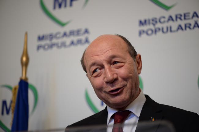 Băsescu: În locul Primăriei Sibiu aş deschide un proces cu Iohannis pentru recuperarea banilor