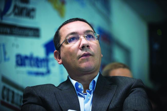 Ponta: Anul trecut mai degrabă am fost apropiat de Tăriceanu şi de Daniel Constantin
