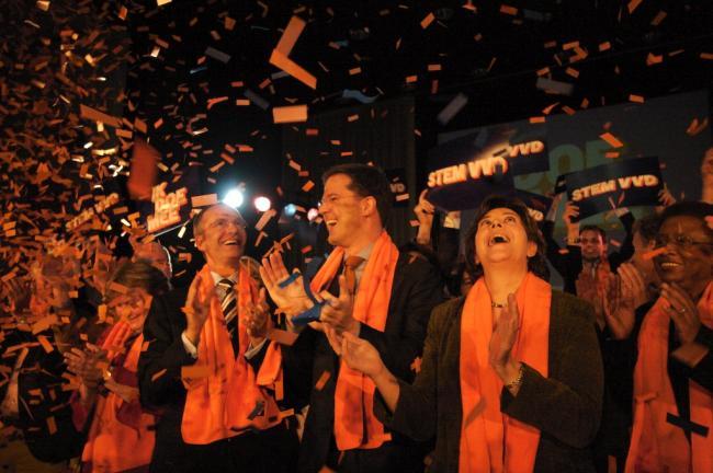 Olanda: Partidul premierului Mark Rutte a câștigat alegerile. Liderii europeni răsuflă uşuraţi