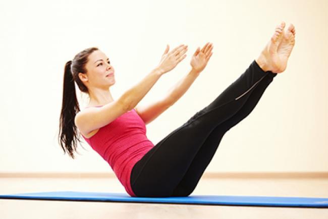 Exercitii de pilates. Scapa de stres È™i anxietate!