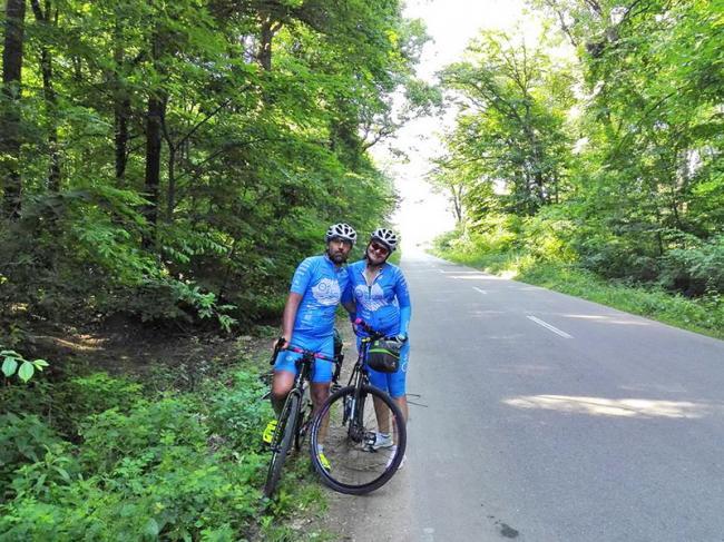 3.000 de kilometri pe bicicleta pentru copiii cu diabet