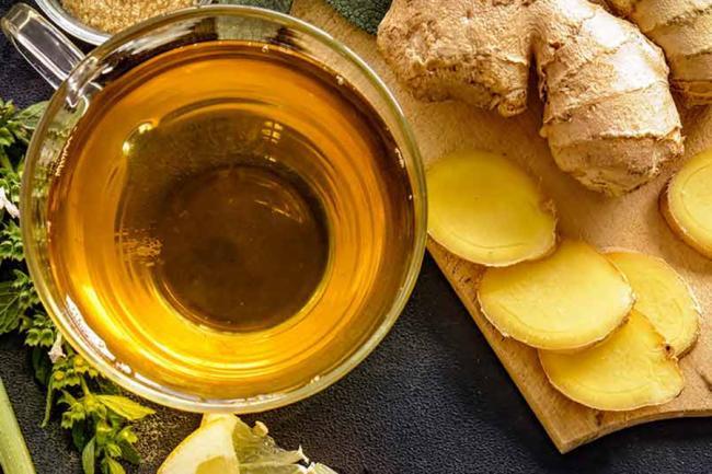 Ceaiul de ghimbir ne ajuta sa slabim È™i È›ine sanatos sistemul digestiv